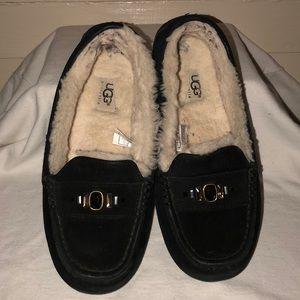 Ugg Broach Slippers